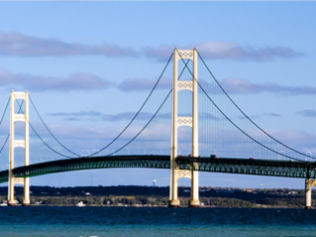 MEANDERING THRU MICHIGAN Featuring a two-night stay on Mackinac Island