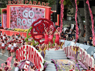 ROSE PARADE EXPERIENCE